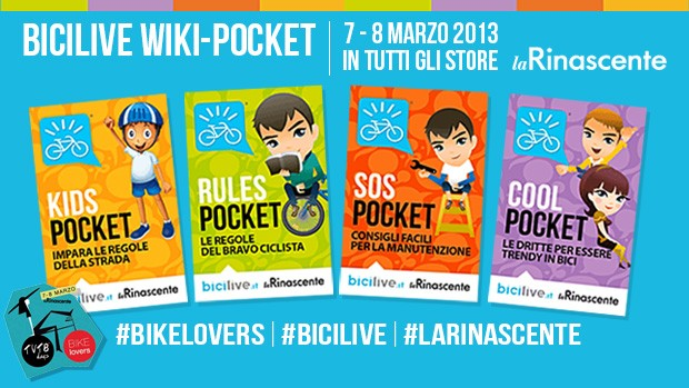 la Rinascente con BiciLive.it: TVTB days
