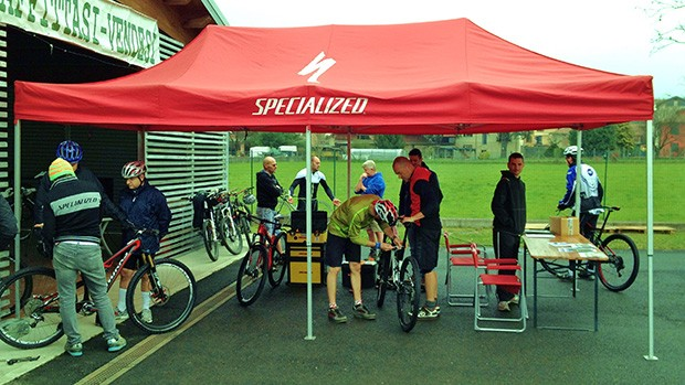 Test the Best – Specialized Test Day