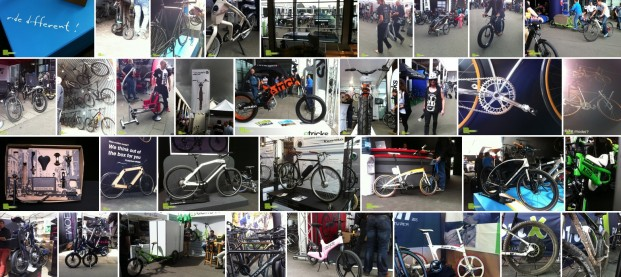 EUROBIKE 2014 // Social gallery: l'area test