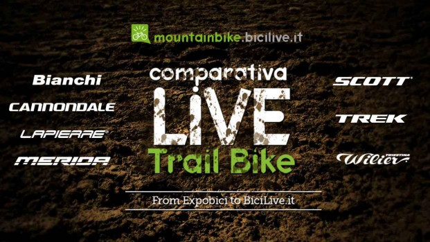 Inside Comparativa Live Mountainbike // ExpoBici 2014