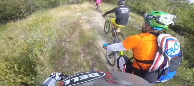 A caccia di lepri: riding & chillin con Cedric Gracia a Fanano
