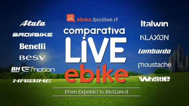 Inside Comparativa Live ebike // ExpoBici 2014