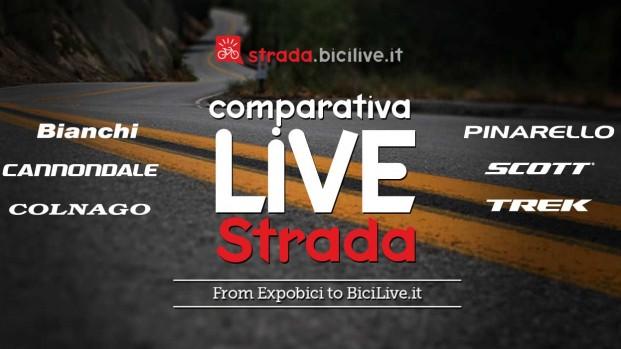 Inside Comparativa Live Strada // ExpoBici 2014