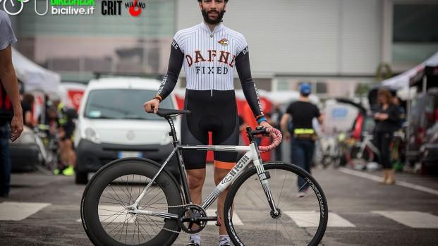 Red Hook Crit Milano 2014 // Bike check @Dafne Fixed