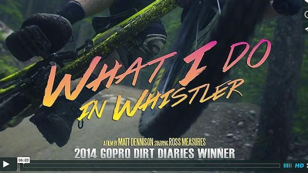 Da scassarsi dalle risate: What I do in Whistler