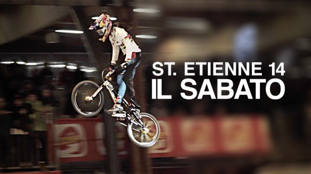 BMX Indoor St. Etienne 14 // Il Sabato