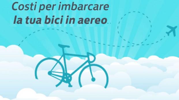 Bicicletta in aereo: la guida completa
