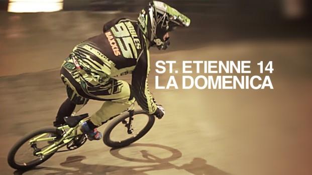 BMX Indoor St. Etienne 14 // La Domenica
