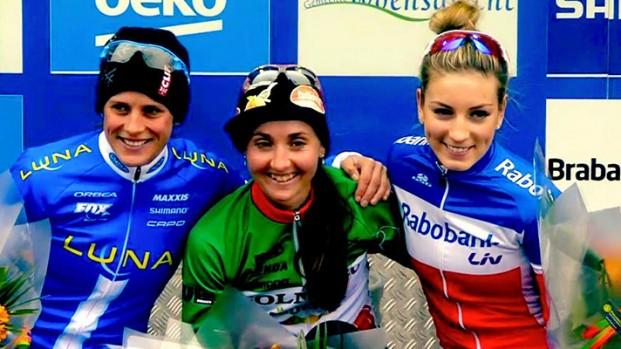 Eva Lechner vince! L'italiana trionfa a Hoogerheide