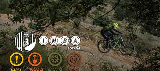 IMBA Spagna e Track MTB e il terzo pilastro: Rispetta