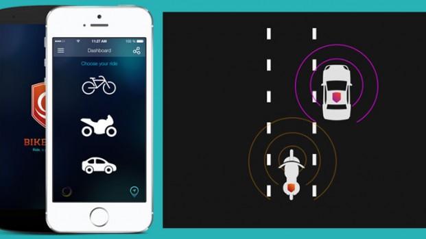 BikeShield, lo scudo per i ciclisti (virtuale)