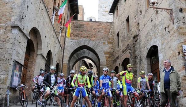 Unesco Cycling Tour: le granfondo che preservano l'arte!