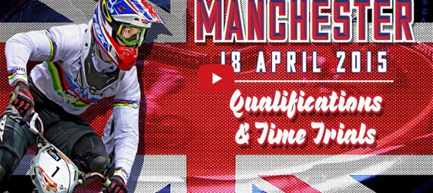 Manchester // Qualifiche e Time Trials