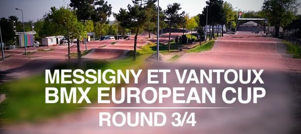 Messigny Et Vantoux // BMX EuropeanCup – Round 3/4