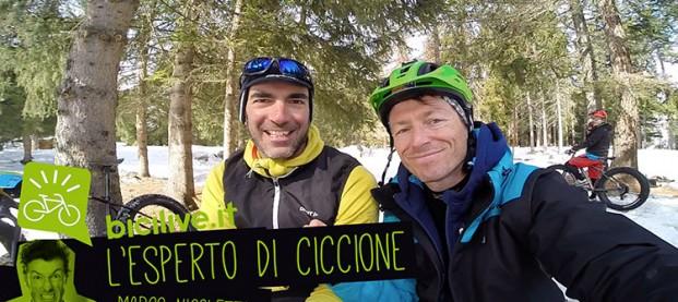 FatBike – Marco Nicoletti, l'esperto di ciccione // Il mondo di Luca