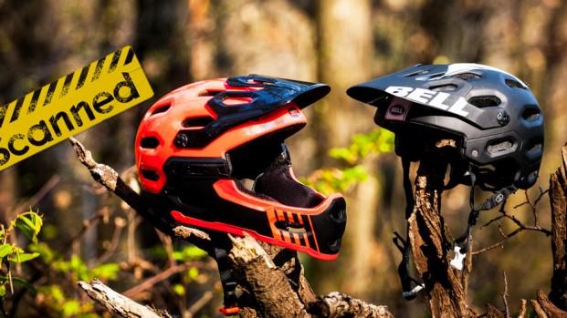 Test casco enduro Bell Super 2R e Super 2 Mips