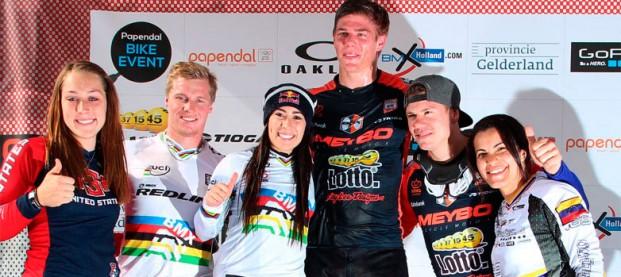 BMX Supercross Papendal // L'impresa Kimmann