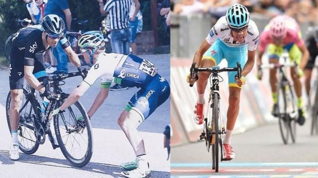 Giro d'Italia: ricomincio da Tre