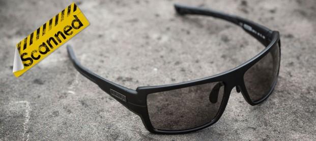 Test occhiali bici // ION Ram