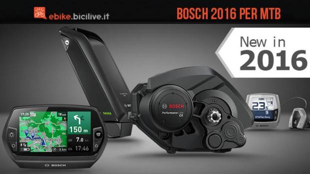 Performance Line Cx: Bosch progetta un gran 2016 per le mtb