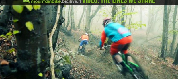 Video Mtb: The Lines We Share