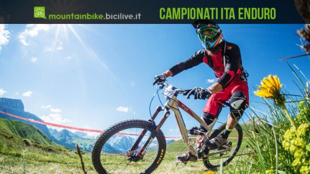 Campionati italiani enduro mtb 2015: Lupato e Marcellini