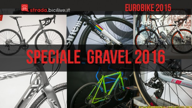 Eurobike: speciale gravel 2016