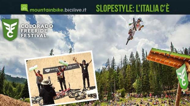 Colorado Freeride Festival: Testa conquista il podio nello slopestyle. 7° posto per Caverzasi