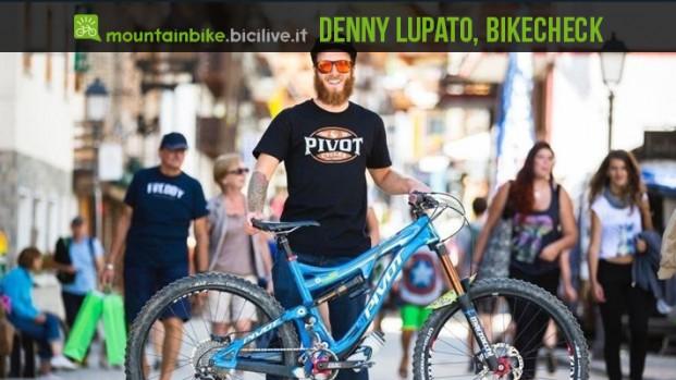Come vincere una MaxiAvalanche: Denny Lupato, bikecheck della sua Pivot Mach6 Carbon