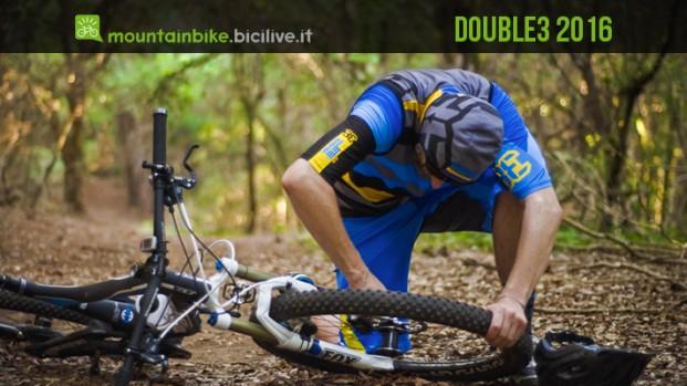 Double3 presenta in esclusiva per BiciLive la nuova collezione 2016