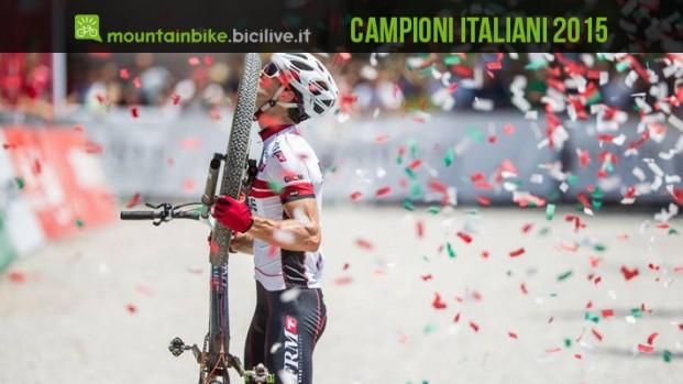 L'emozione di essere campioni italiani di ciclismo