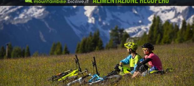 Alimentazione e allenamento bici: miglioriamo il recupero