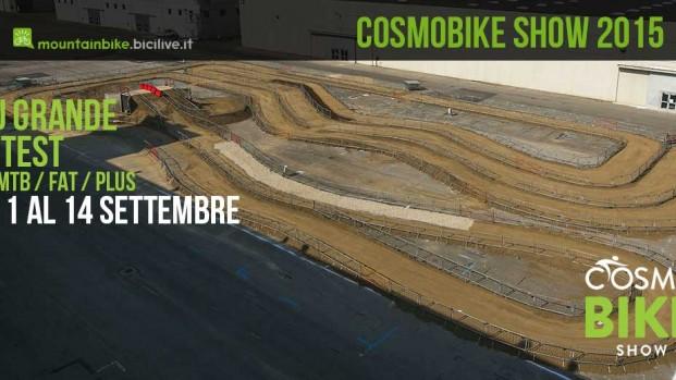 CosmoBike Show: più di quattrocento espositori e un'immensa area test per la vostra fame di bicicletta