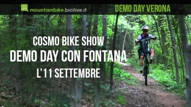 CosmoBike Show Demo Day: vieni a provare la tua prossima bicicletta