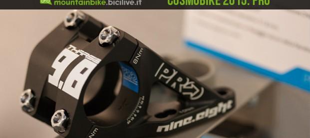 CosmoBike 2015: Nuova serie di componenti Pro