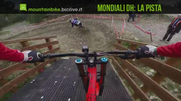 Campionati Mondiali downhill: la pista di Vallnord
