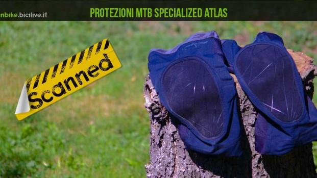 Protezioni mtb: il test delle ginocchiere Specialized Atlas