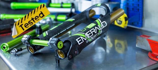 Test forcella DVO Emerald: sempre più vicini al motocross