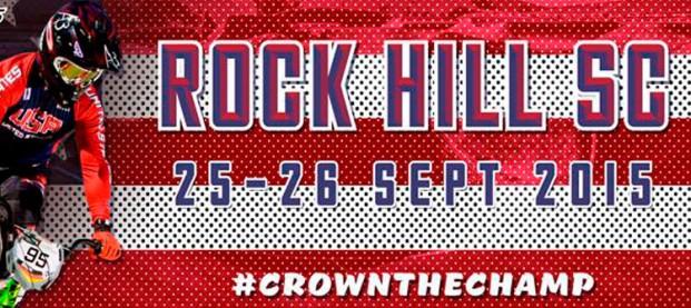 Coppa del Mondo BMX: il round finale a Rock Hill