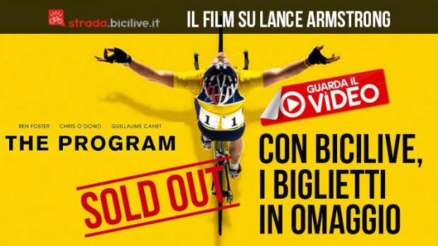 The Program: il film su Lance Armstrong dall'8 ottobre al cinema