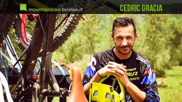 Un weekend con Cédric Gracia a Massa Vecchia