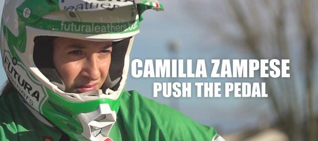 Push the Pedal: Camilla Zampese, il futuro del bmx femminile italiano