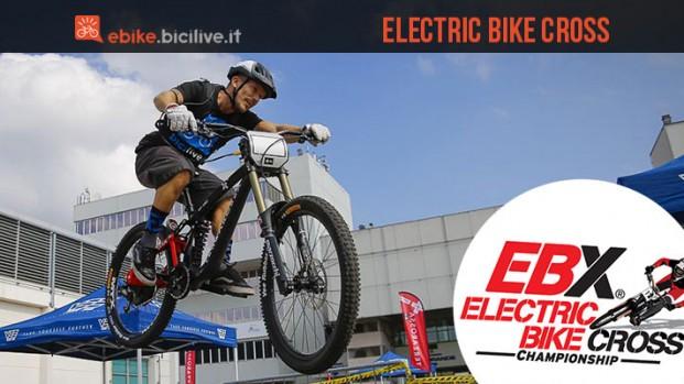Appuntamento primaverile per EBX, il campionato cross per ebike