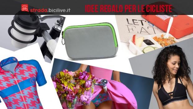 Arriva il Natale, ecco alcune idee regalo per donne cicliste