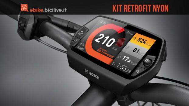Nyon Bosch: il kit retrofit che aggiorna la vostra pedalata elettrica