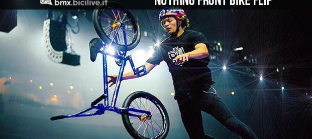 Ancora Ryan Williams, sempre più Ryan Williams: primo nothing front bike flip al mondo