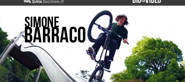 Simone Barraco, biografia e video del BMXer italiano