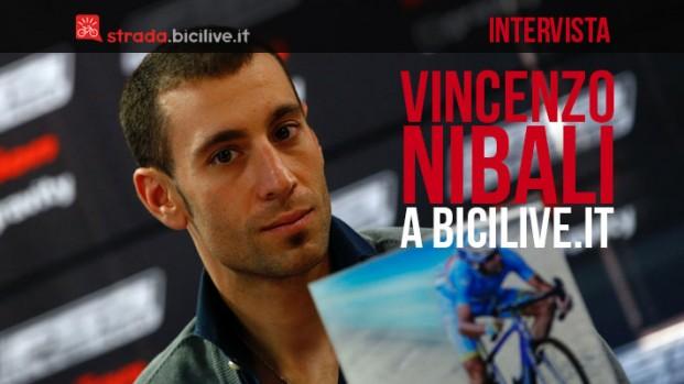 Vincenzo Nibali a BiciLive.it: allenamento, biomeccanica, respirazione…