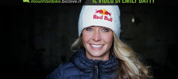 """Video di Emily Batty """"Ambitions""""… storia di una mountain biker a puntate"""