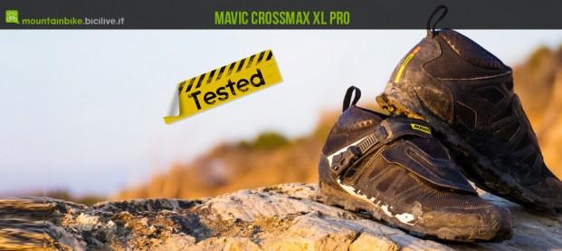 "Test Mavic Crossmax XL Pro: una scarpa davvero ""enduro"""